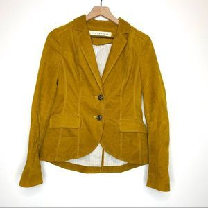 Daughters of Liberation Anthro Corduroy Jacket